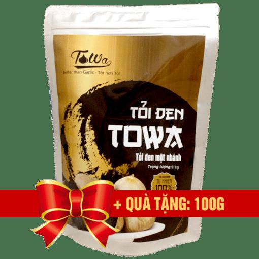 1kg tỏi đen nhật bản towa