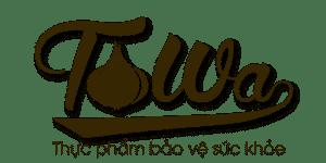 logo tỏi đen towa