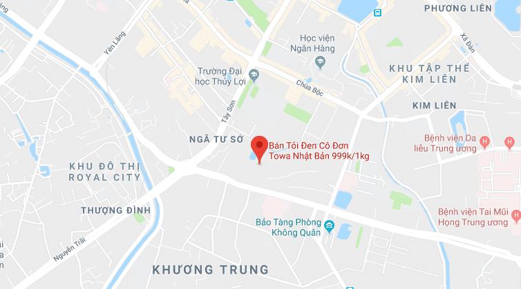 Địa chỉ bán tỏi đen tại Hà Nội