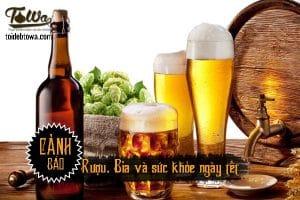 Rượu Bia Và Sức Khỏe