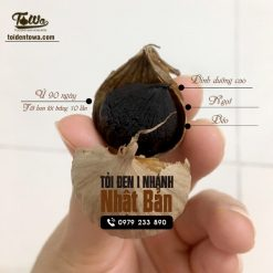 Tỏi đen Towa Nhật Bản