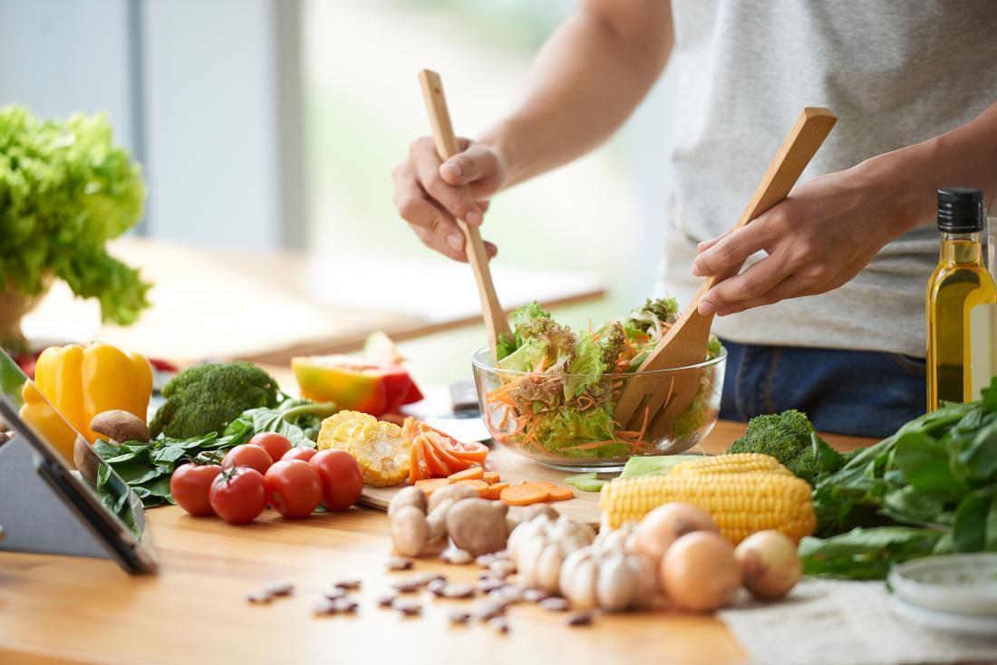 Thực phẩm tăng cường hệ miễn dịch